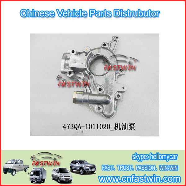 473q 1011020 Byd F3 Auto Engine Oil Pump Fastwin Auto Parts Co